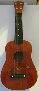 Hawaiian Tourist Ukulele