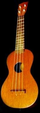 JR Burns Soprano Ukulele