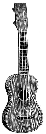 Gebruder Schuster Ukulele from 1929 catalogue