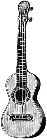 Ukulele from the Otto Windisch 1925 catalogue