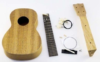 Hosco Ukulele kit